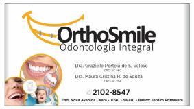 Nesse mês de Janeiro a OrthoSmile estará de portas abertas e para comemorar teremos várias novidades! Não fique de fora! 📌Limpeza 📌Restaurações 📌Tratamento de Canal 📌Tratamento Ortodôntico 📌Clareamento a laser 📌Próteses  📌Lentes de contato 📌Atendimento infantil  📌Atendimento a pacientes especiais  📌Cirurgias 📌Implantes dentários  📌Bichectomia ou Lipoplastia 📌Botox 📌Preenchimento facial Preços especiais e parcelamentos Ligue agora mesmo e agende sua avaliação: ☎ 21028547 📞 999629092 📱 999272012